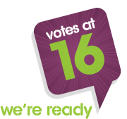 votes at 16 logo Votes at 16